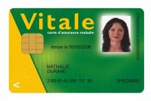 numero de serie carte vitale Carte vitale 2 : Carte de sécurité sociale